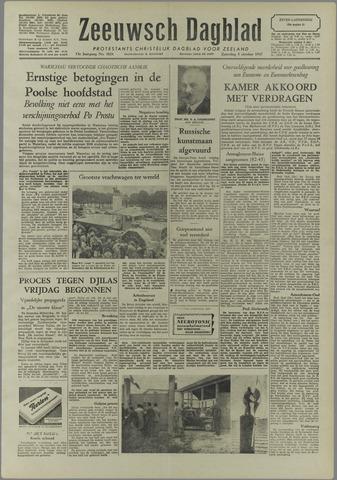 Zeeuwsch Dagblad 1957-10-05