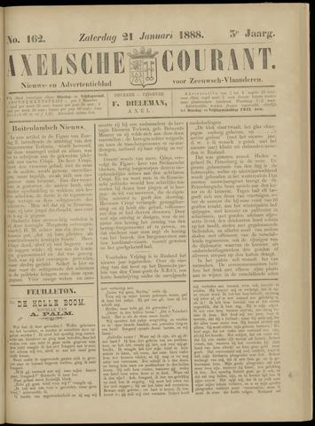 Axelsche Courant 1888-01-21