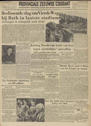 Provinciale Zeeuwse Courant 1953-02-24