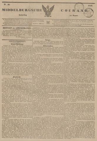 Middelburgsche Courant 1843-03-11