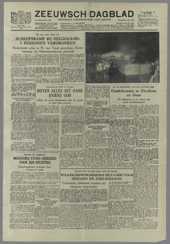 Zeeuwsch Dagblad 1953-11-09