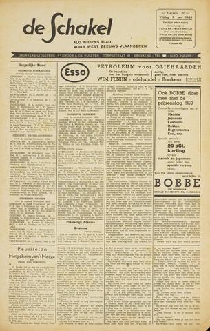 De Schakel 1959-01-09