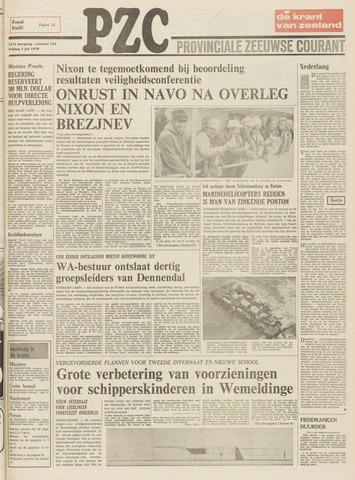 Provinciale Zeeuwse Courant 1974-07-05