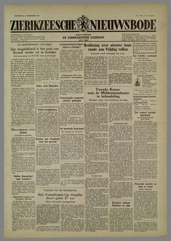 Zierikzeesche Nieuwsbode 1954-09-16