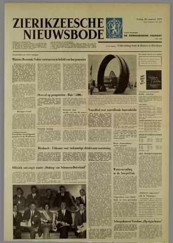 Zierikzeesche Nieuwsbode 1970-08-28
