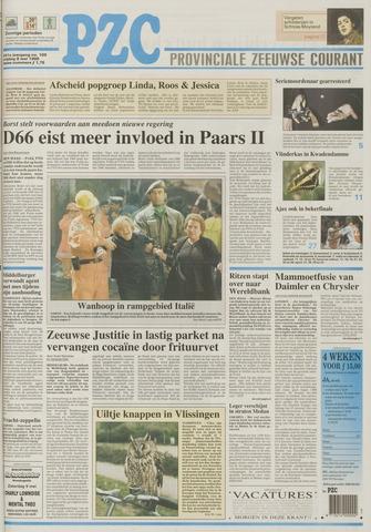 Provinciale Zeeuwse Courant 1998-05-08