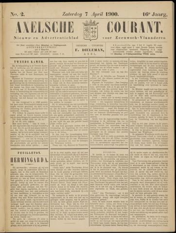 Axelsche Courant 1900-04-07