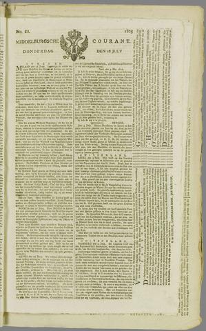Middelburgsche Courant 1805-07-18