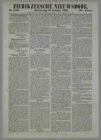 Zierikzeesche Nieuwsbode 1881-10-13