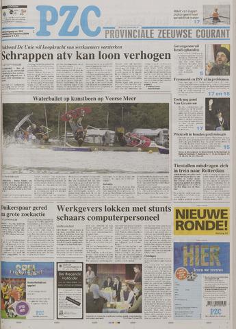 Provinciale Zeeuwse Courant 2006-08-28