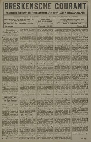 Breskensche Courant 1923-07-04