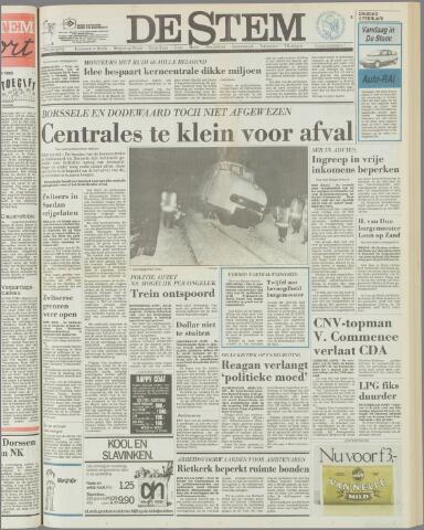 de Stem 1985-02-05