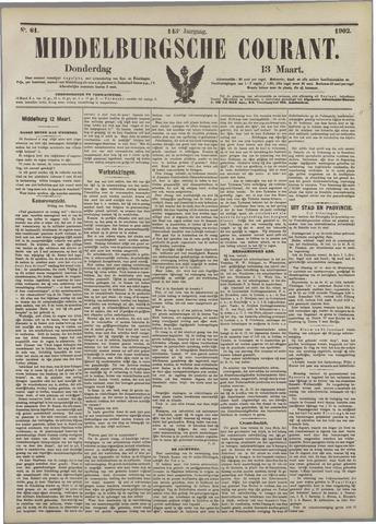 Middelburgsche Courant 1902-03-13