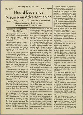 Noord-Bevelands Nieuws- en advertentieblad 1947-03-22