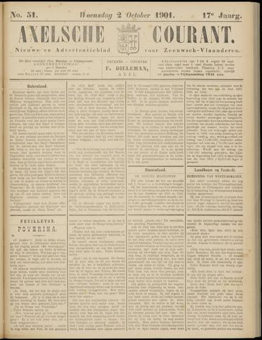 Axelsche Courant 1901-10-02