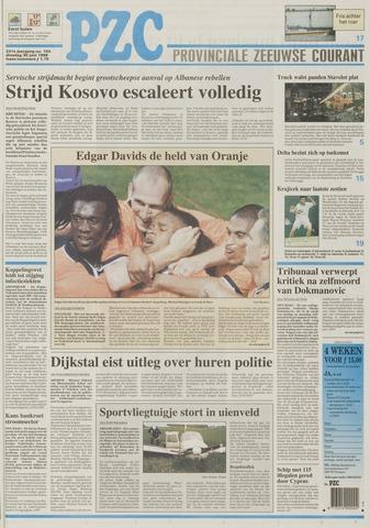 Provinciale Zeeuwse Courant 1998-06-30