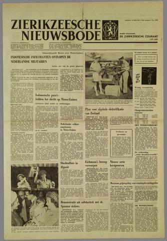 Zierikzeesche Nieuwsbode 1962-05-29
