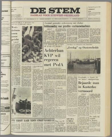 de Stem 1972-08-28