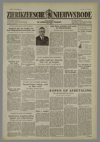 Zierikzeesche Nieuwsbode 1954-09-03