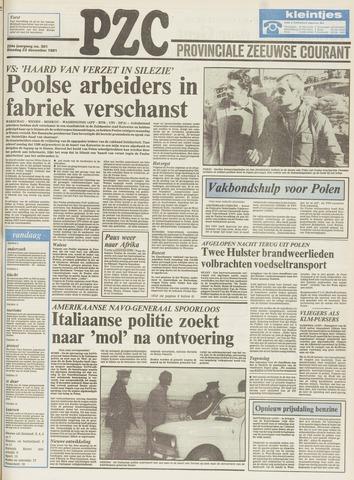 Provinciale Zeeuwse Courant 1981-12-22