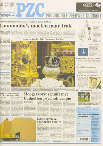 Provinciale Zeeuwse Courant 2003-11-27