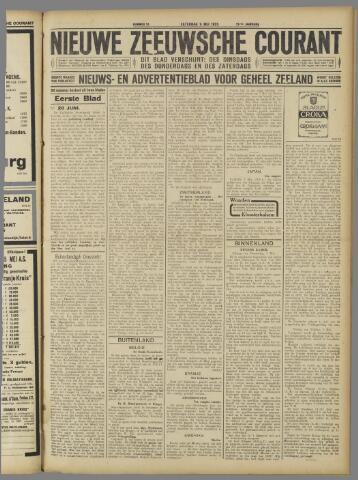 Nieuwe Zeeuwsche Courant 1925-05-09