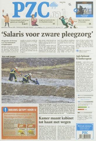 Provinciale Zeeuwse Courant 2009-02-16