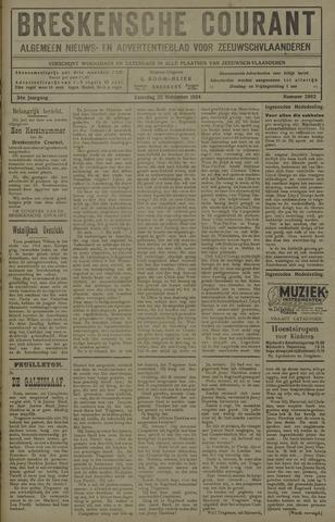 Breskensche Courant 1924-11-22