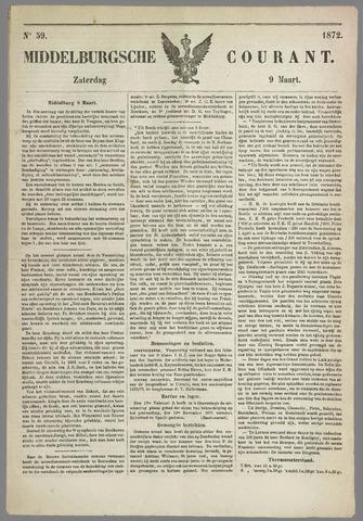 Middelburgsche Courant 1872-03-09