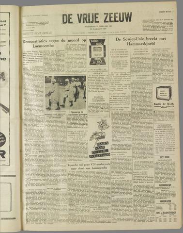 de Vrije Zeeuw 1961-02-15