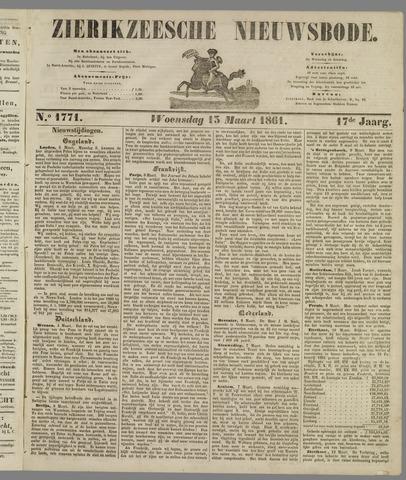 Zierikzeesche Nieuwsbode 1861-03-13
