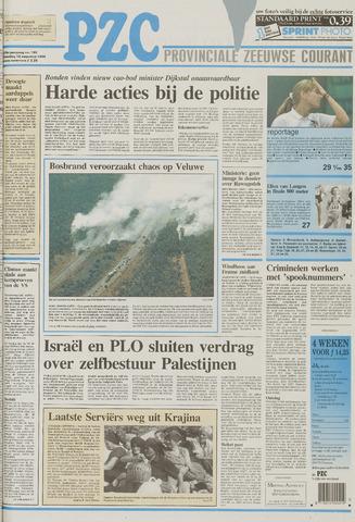 Provinciale Zeeuwse Courant 1995-08-12