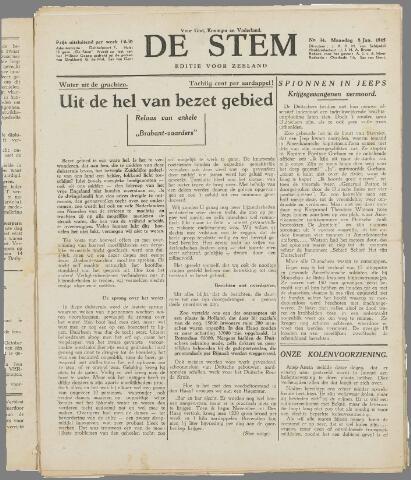 de Stem 1945-01-08