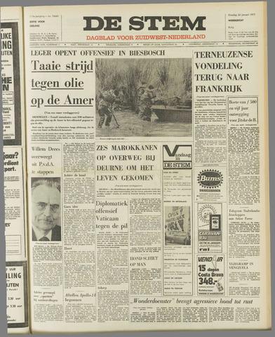 de Stem 1971-01-26