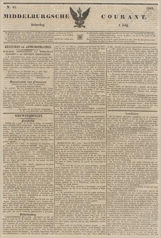 Middelburgsche Courant 1843-07-08