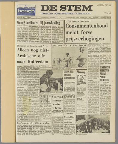 de Stem 1974