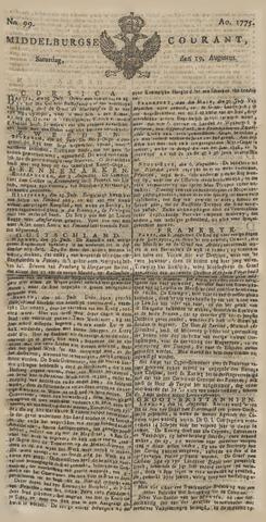 Middelburgsche Courant 1775-08-19
