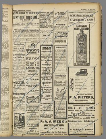 Nieuwe Zeeuwsche Courant 1923-05-14