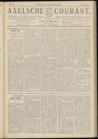 Axelsche Courant 1940-08-23