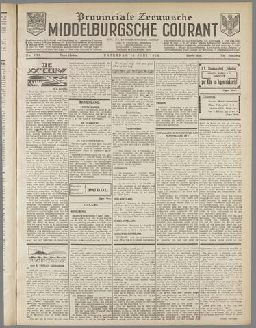 Middelburgsche Courant 1930-06-14
