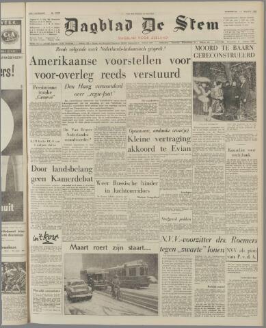 de Stem 1962-03-14