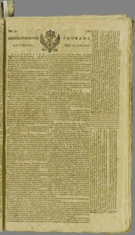 Middelburgsche Courant 1806-01-18