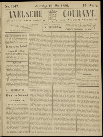 Axelsche Courant 1896-05-16