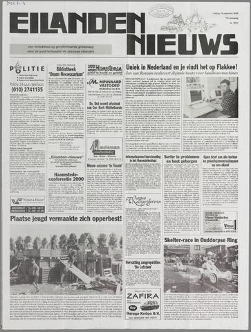 Eilanden-nieuws. Christelijk streekblad op gereformeerde grondslag 2000-08-18