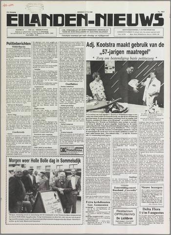 Eilanden-nieuws. Christelijk streekblad op gereformeerde grondslag 1989-07-04