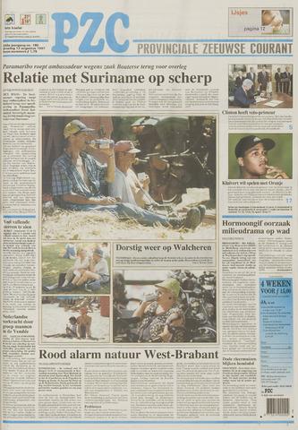 Provinciale Zeeuwse Courant 1997-08-12