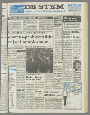de Stem 1977-08-17