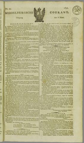 Middelburgsche Courant 1825-03-08