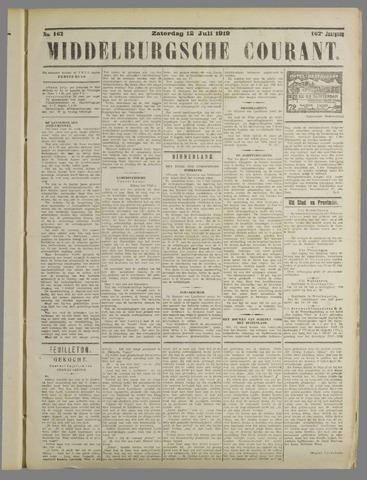 Middelburgsche Courant 1919-07-12