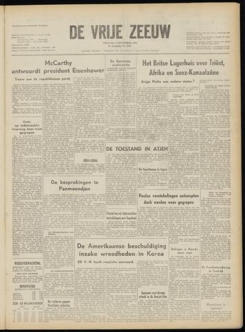 de Vrije Zeeuw 1953-12-04